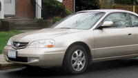 Acura Cl 2001-2003 Service Repair Manual
