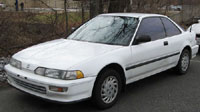 Acura Integra 1990-1993 Service Repair Manual