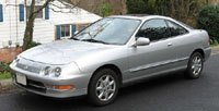 Acura Integra 1994-1997 Service Repair Manual