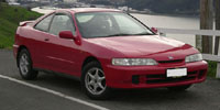 Acura Integra 1998-2001 Service Repair Manual