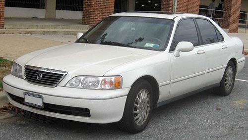 Acura Rl 1996-2004 Service Repair Manual