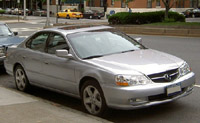 Acura Tl 1999-2003 Service Repair Manual