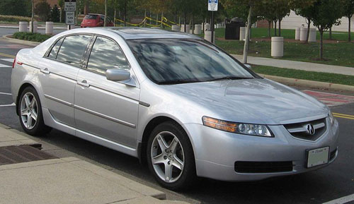 Acura Tl 2004-2008 Service Repair Manual
