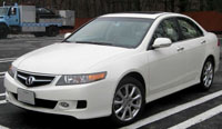 Acura Tsx 2004-2008 Service Repair Manual