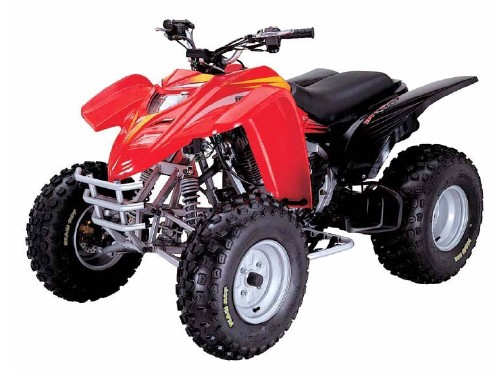 Adly Atv-300 2006-2008 Service Repair Manual