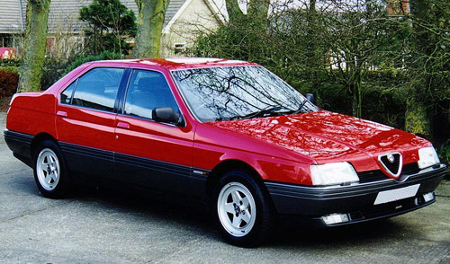 Alfa Romeo 164 1991-1993 Service Repair Manual