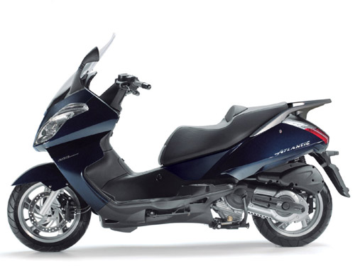 Aprilia Atlantic 500 2002-2004 Service Repair Manual