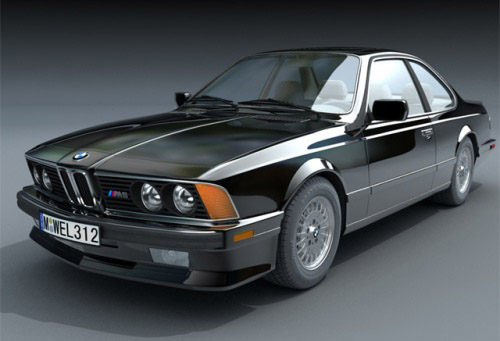 Bmw 6 Series E24 1983-1989 Service Repair Manual