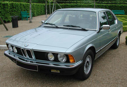 Bmw 7 Series E23 1982-1986 Service Repair Manual