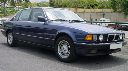 Bmw 7 Series E32 1986-1994 Service Repair Manual