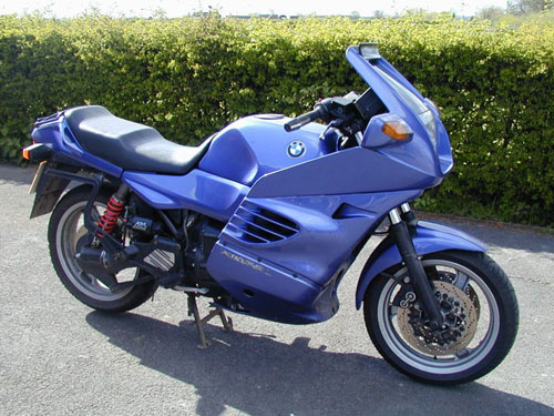 Bmw K1100 Lt Rs 1992-1999 Service Repair Manual