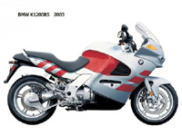 Bmw K1200 Rs 1999-2004 Service Repair Manual