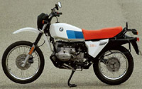Bmw R80gs R100r 1987-1994 Service Repair Manual