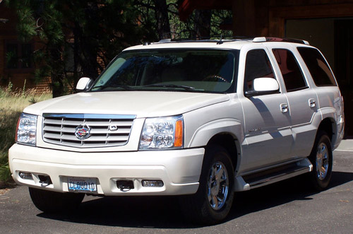 Cadillac Escalade 2002-2006 Service Repair Manual