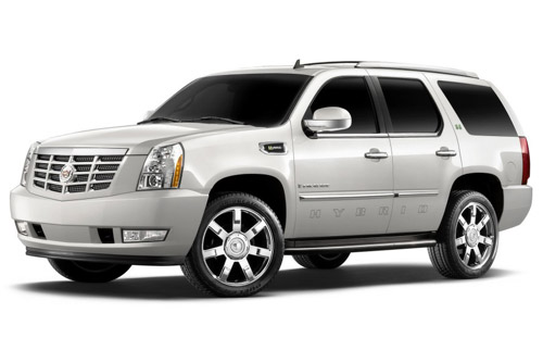 Cadillac Escalade 2007-2010 Service Repair Manual