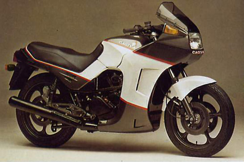 Cagiva Alazzurra 350-650 1985-1991 Service Repair Manual