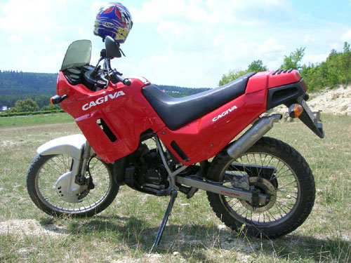 Cagiva Cocis 50 1988-1990 Service Repair Manual