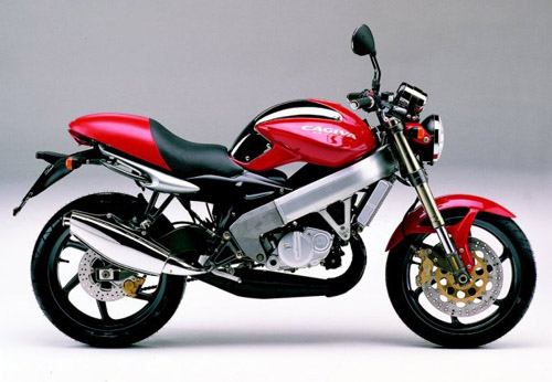 Cagiva Planet 125 1998-2003 Service Repair Manual