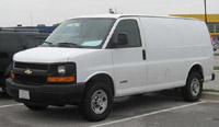 Chevrolet Express 2003-2010 Service Repair Manual