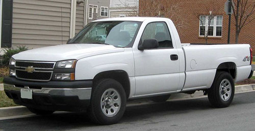 Chevrolet Silverado 1999-2007 Service Repair Manual