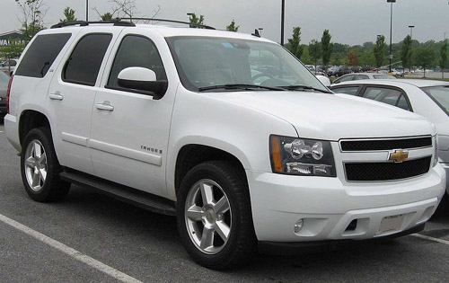 Chevrolet Tahoe 2007-2010 Service Repair Manual