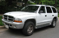Dodge Durango 1998-2003 Service Repair Manual