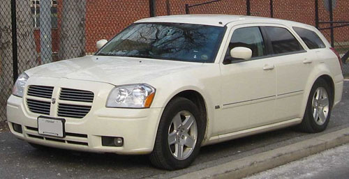 Dodge Magnum 2005-2008 Service Repair Manual