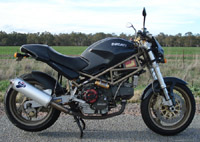Ducati Monster 900 M900 1993-1999 Service Repair Manual