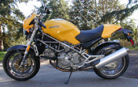 Ducati Monster S4 2000-2005 Service Repair Manual