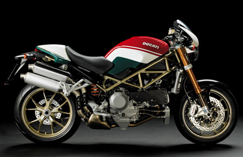Ducati Monster S4rs 2005-2008 Service Repair Manual