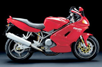 Ducati St4 1998-2003 Service Repair Manual