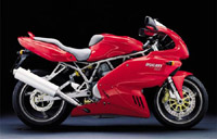 Ducati Supersport 800ss 2003-2007 Service Repair Manual
