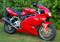 Ducati Supersport 900ss 1999-2003 Service Repair Manual