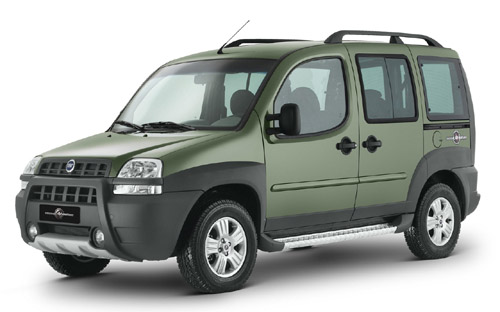 Fiat Doblo 2000-2008 Service Repair Manual