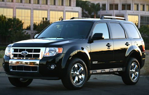 Ford Escape Hybrid 2005-2008 Service Repair Manual