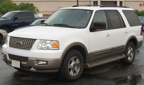 Ford Expedition 2003-2006 Service Repair Manual