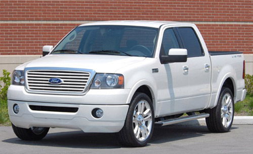 Ford F Workshop & Owners Manual