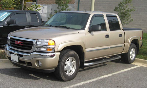 Gmc Sierra 1999-2007 Service Repair Manual