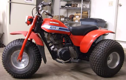 Honda Atc-185 Atc-200 Atv 1980-1983 Service Repair Manual