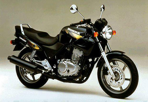 Honda Cb500 Cb500s 1993-2001 Service Repair Manual