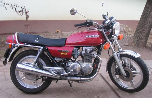Honda Cb650 1979-1985 Service Repair Manual