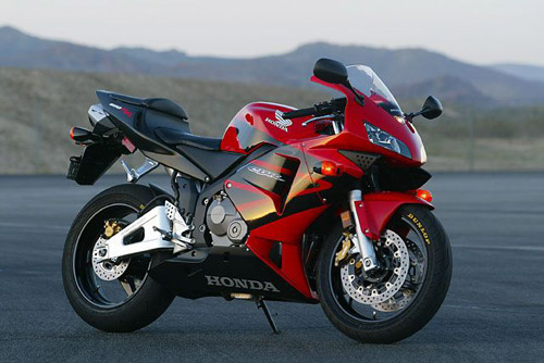 Honda Cbr600rr 2003-2006 Service Repair Manual