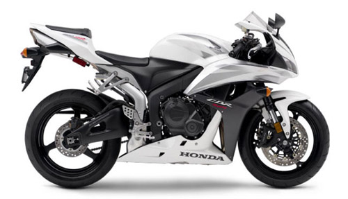 Honda Cbr600rr 2007-2008 Service Repair Manual