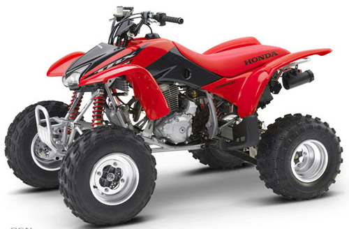 Honda Trx400ex Trx400x Atv 2005-2009 Service Repair Manual