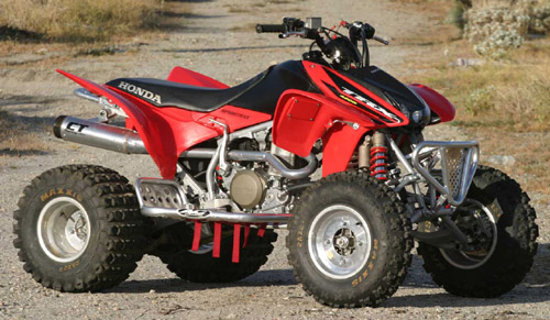 Honda Trx450 Foreman Atv 1998-2004 Service Repair Manual