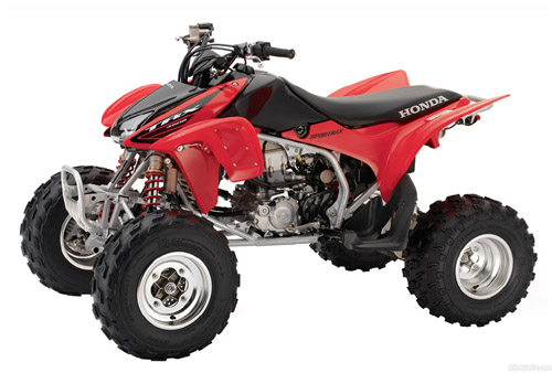Honda Trx450r Atv 2004-2005 Service Repair Manual