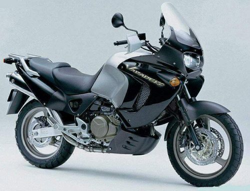 Honda Xl1000v Varadero 1998-2003 Service Repair Manual