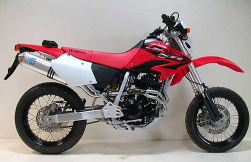 Honda Xr400r 1995-2005 Service Repair Manual