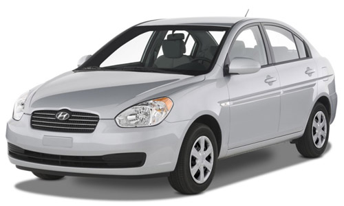 Hyundai Accent 2008-2010 Service Repair Manual