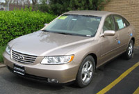 Hyundai Azera 2005-2010 Service Repair Manual